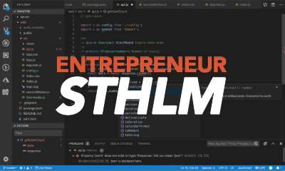 Entreprenörer måste lära sig programmera